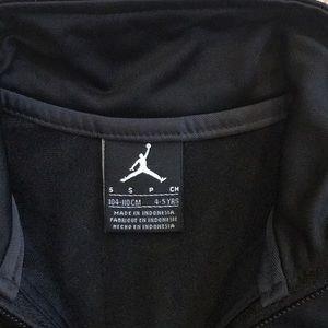 c4a98f7c6e6ef5 Jordan Matching Sets - AIR JORDAN NIKE 2 Piece Track Suit Size 4 5